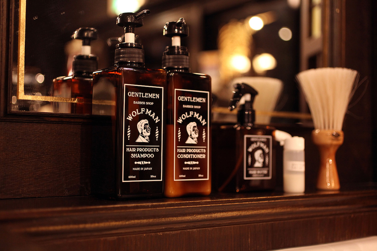 GLADHAND  WOLFMAN - SHAMPOO & CONDITIONER REFILL