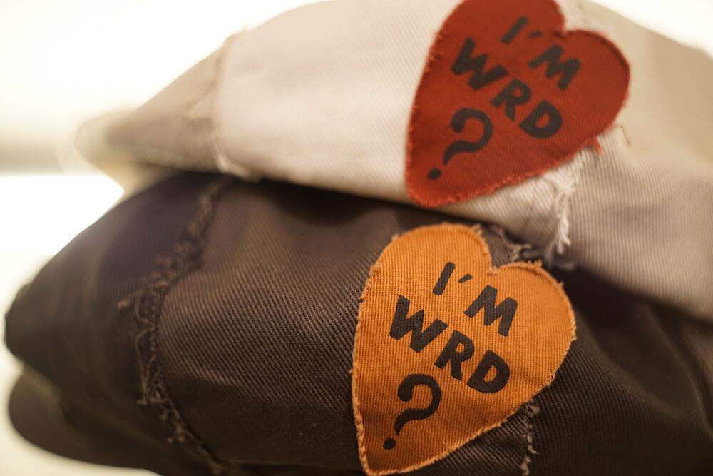 ウィアード キャスケット メンズ WEIRDO MONSTER ISLAND - CASQUETTE GLADHAND グラッドハンド GANGSTERVILLE ギャングスタービル OLD CROW オールドクロウ