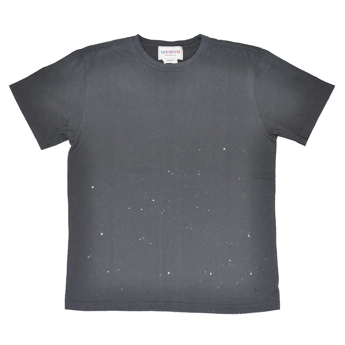 セール 40% OFF SALE WEIRDO ROAD FREAK KICKER - S/S T-SHIRTS (BLACK)