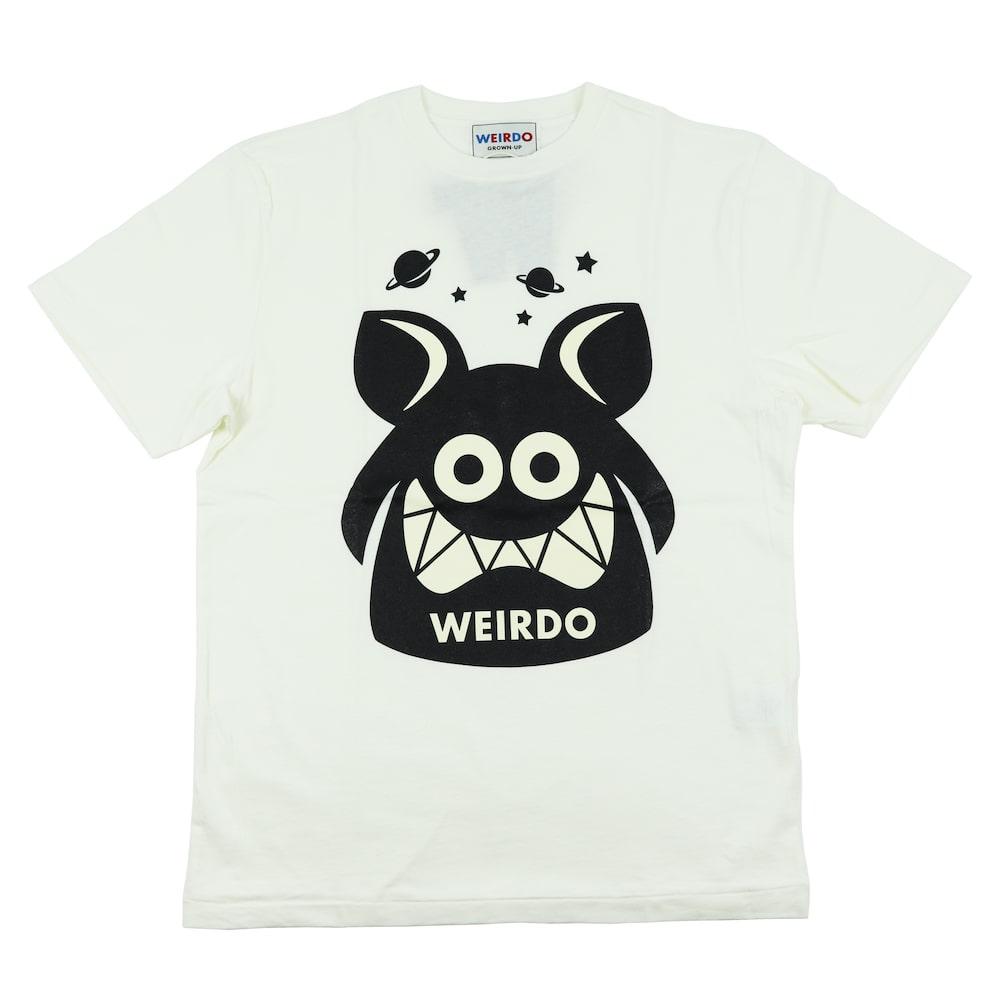 セール 40% OFF SALE ウィアード Tシャツ クルーネック 半袖 メンズ WEIRDO FINK - S/S T-SHIRTS GLADHAND グラッドハンド GANGSTERVILLE ギャングスタービル OLD CROW オールドクロウ