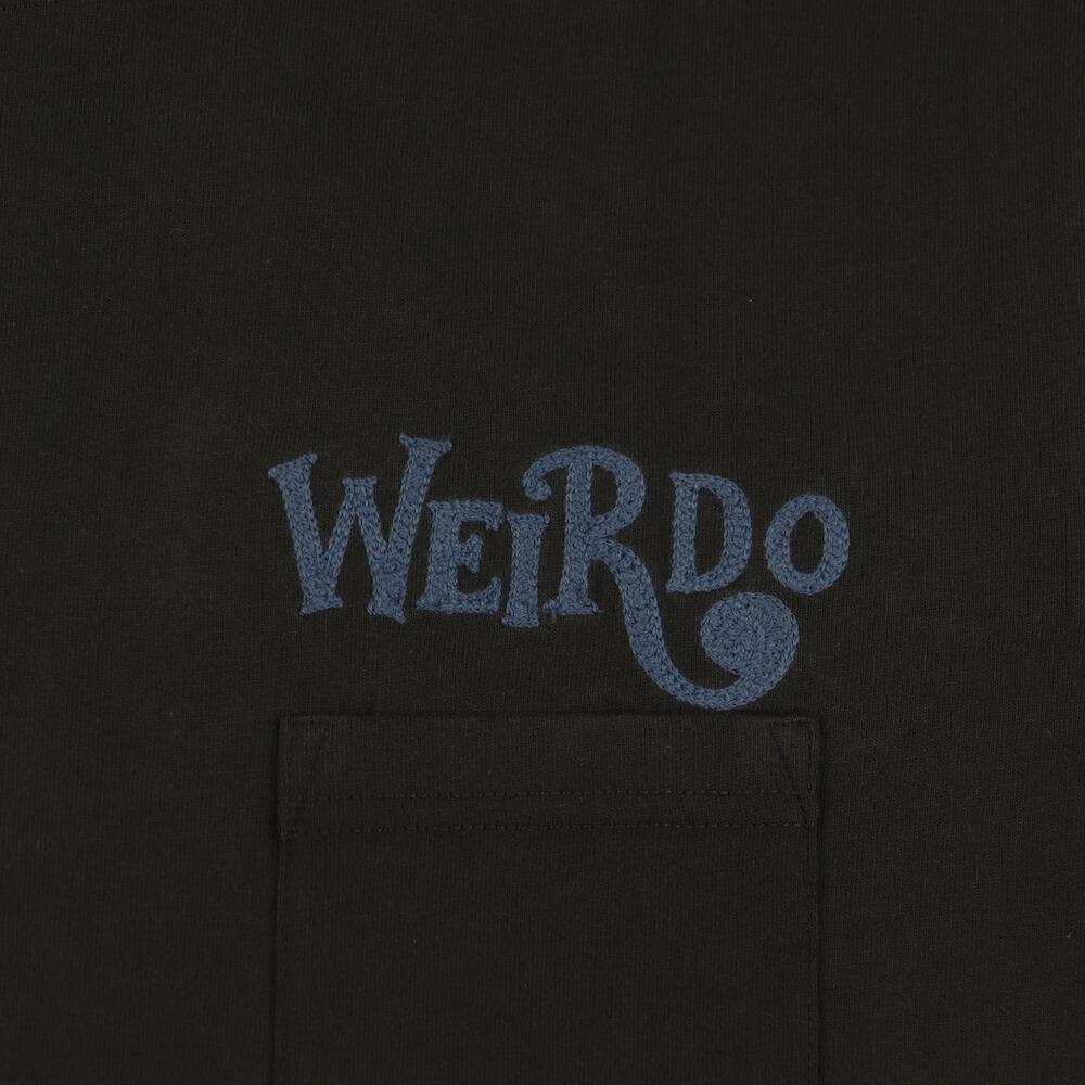 セール 40% OFF SALE ウィアード Tシャツ クルーネック & V ネック 半袖 メンズ WEIRDO CRAZY SIGN - S/S T-SHIRTS GLADHAND グラッドハンド GANGSTERVILLE ギャングスタービル OLD CROW オールドクロウ