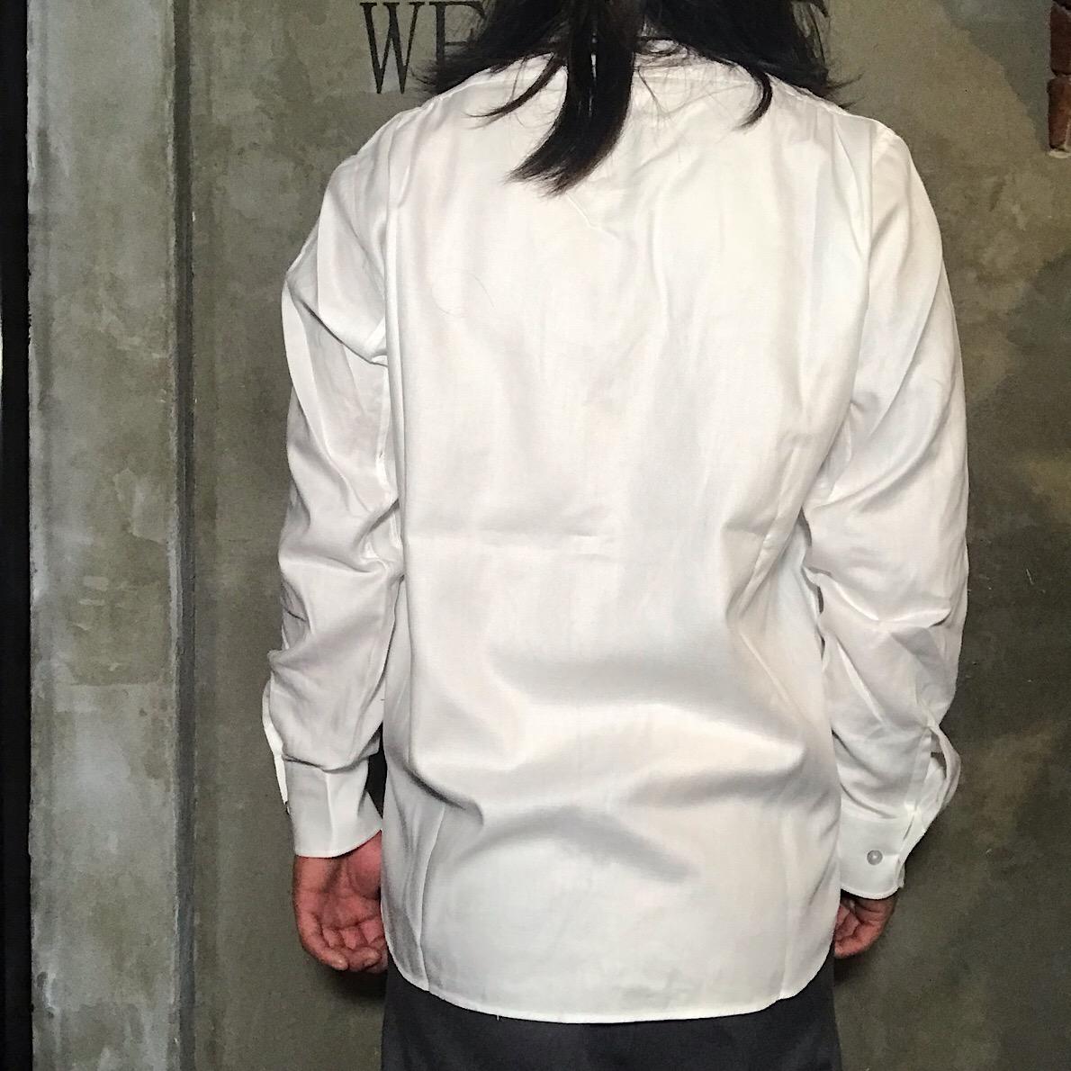 WEIRDO THE CIRCUS - L/S SHIRTS (WHITE)
