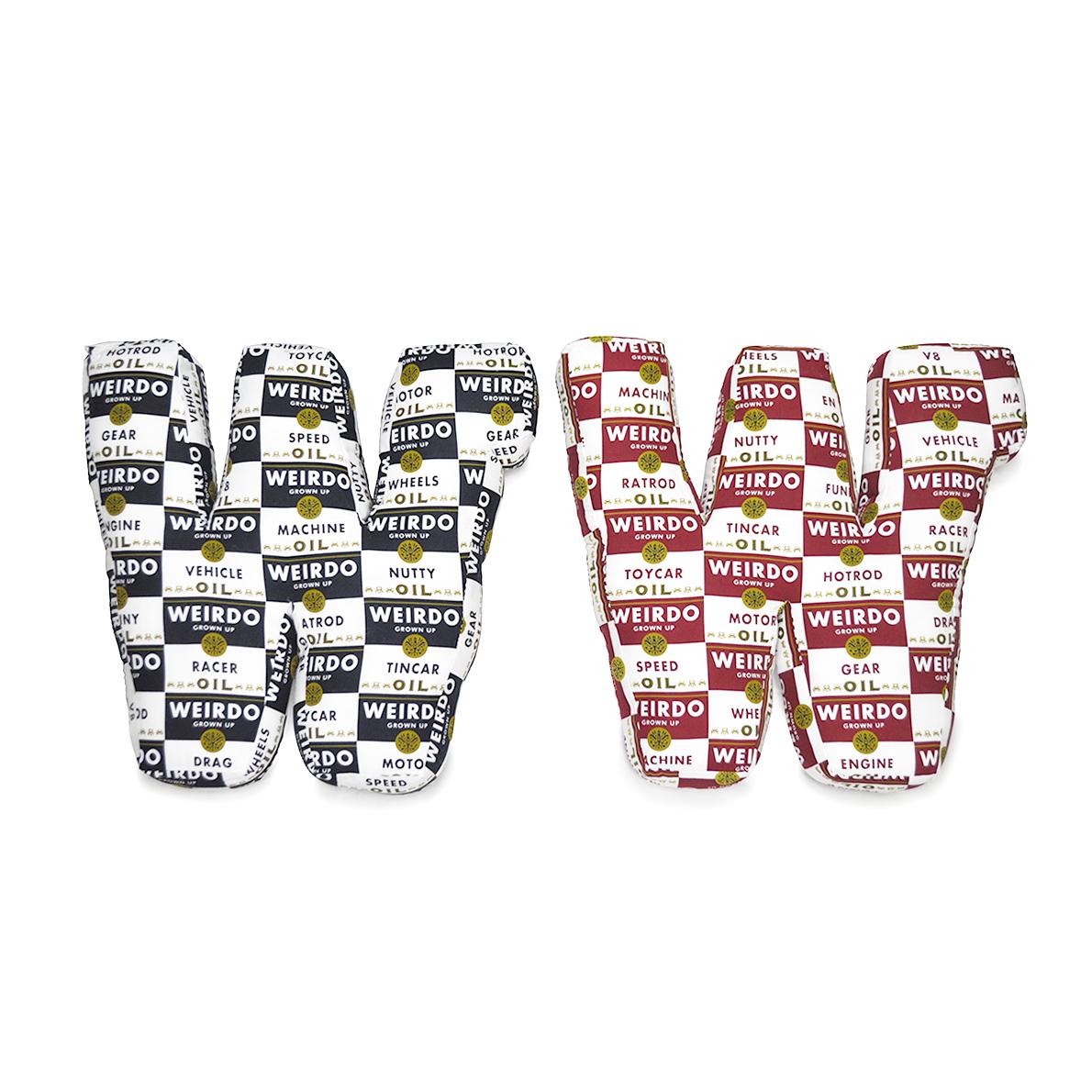 セール 40% OFF SALE WEIRDO WRD CANS - CUSHION