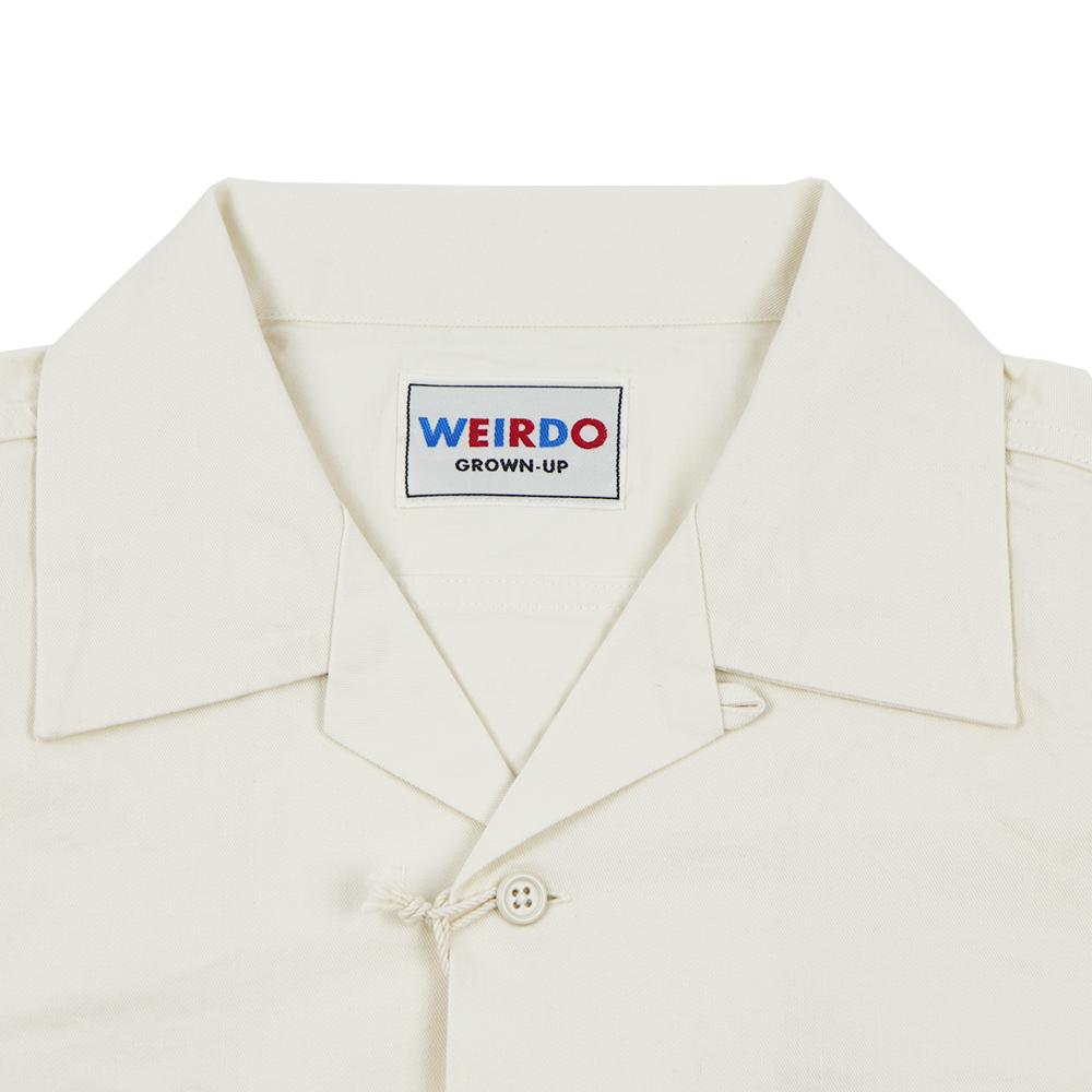 セール 40% OFF SALE WEIRDO WEIRDOLIGHT RANCH - L/S SHIRTS