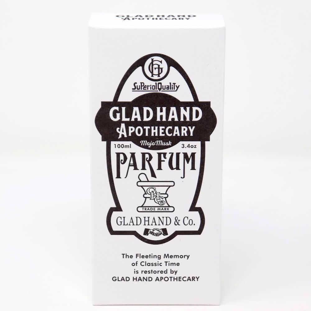 グラッドハンド アポセカリー パルファム 香水 GLAD HAND APOTHECARY PARFUM 100ml GANGSTERVILLE ギャングスタービル WEIRDO ウィアード OLD CROW オールドクロウ