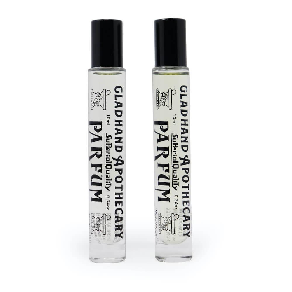グラッドハンド アポセカリー パルファム ロールオン 香水 GLAD HAND APOTHECARY PARFUM ROLL-ON 10ml GANGSTERVILLE ギャングスタービル WEIRDO ウィアード OLD CROW オールドクロウ