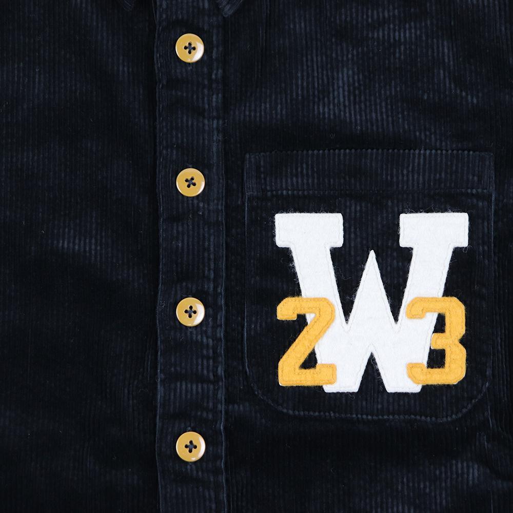 セール 40% OFF SALE 2XL:WEIRDO W COLLEGE - L/S SHIRTS