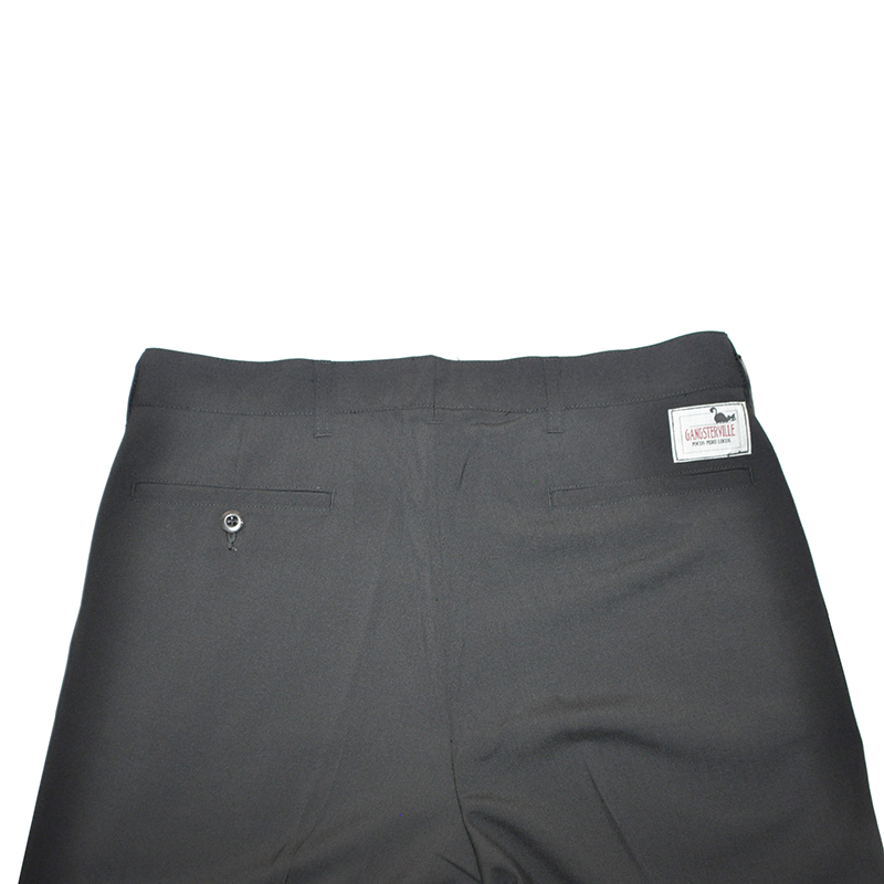 GANGSTERVILLE THUG - PANTS (BLACK)