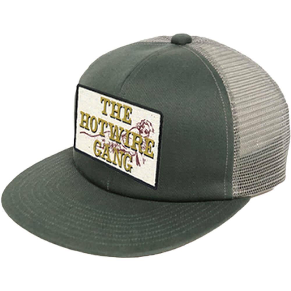 ギャングスタービル メッシュ キャップ メンズ GANGSTERVILLE HOTWIRE GANG - MESH CAP GLADHAND グラッドハンド WEIRDO ウィアード OLD CROW オールドクロウ