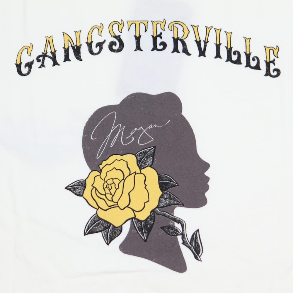 ギャングスタービル クルーネック ポケット 半袖 Tシャツ メンズ GANGSTERVILLE TEXAS ROSE - S/S T-SHIRTS GLADHAND グラッドハンド WEIRDO ウィアード OLD CROW オールドクロウ
