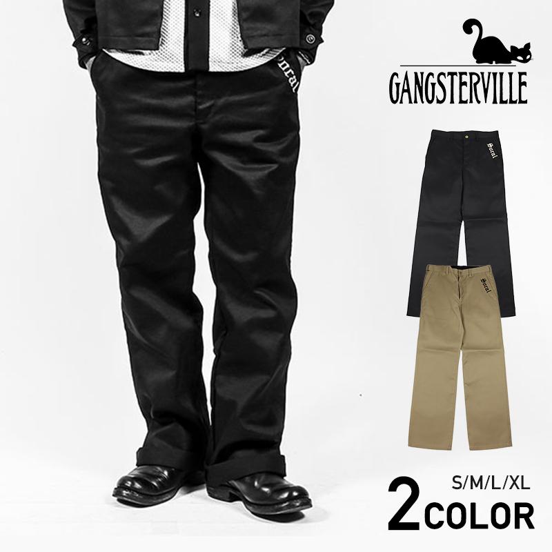 GANGSTERVILLE SOCAL - WORK PANTS