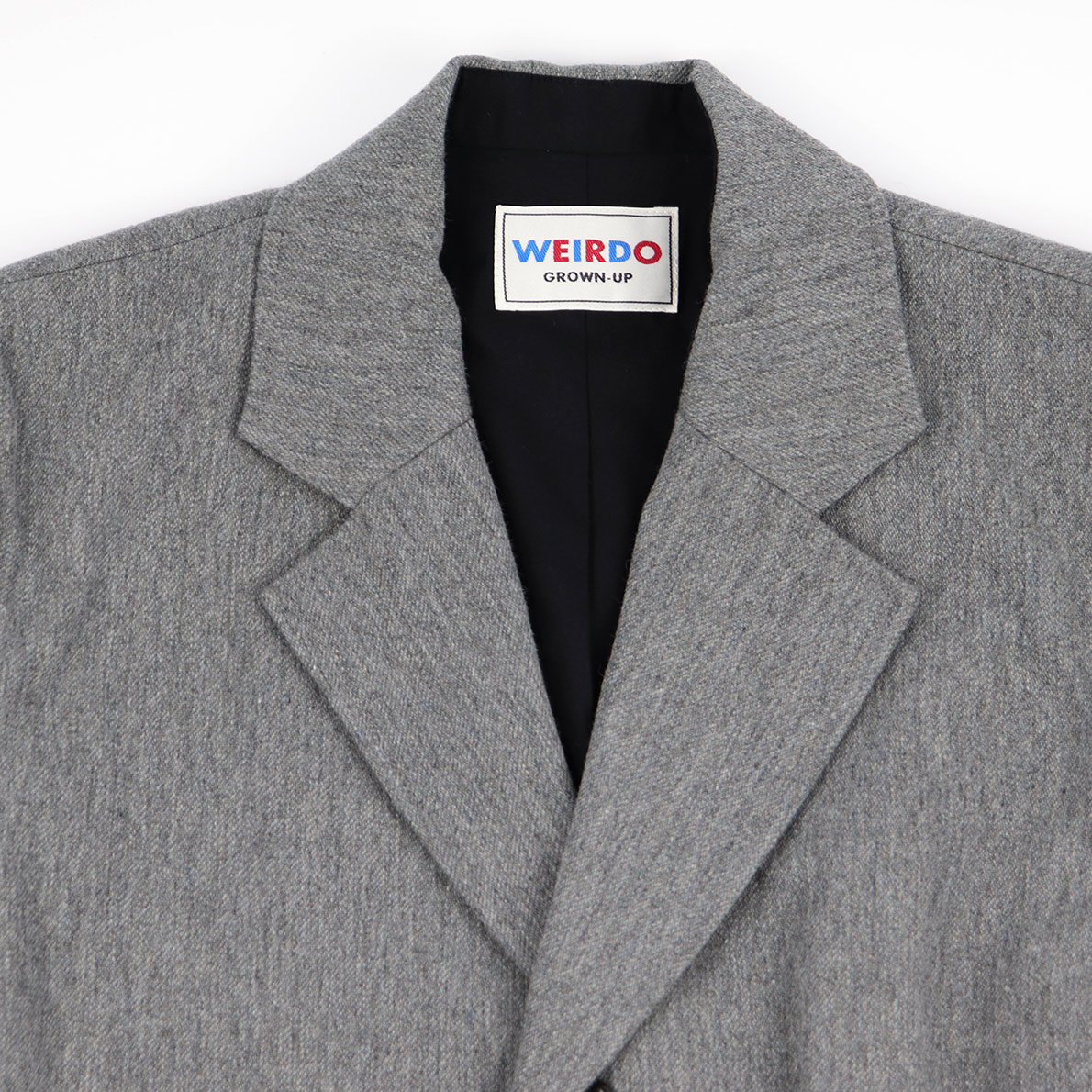 WEIRDO THE CIRCUS  - JACKET (GRAY)