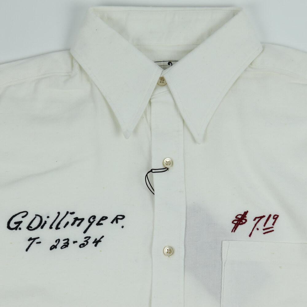 ギャングスタービル ポイントカラー 長袖シャツ メンズ GANGSTERVILLE G.DILLINGER - L/S POINT COLLAR SHIRTS GLADHAND グラッドハンド WEIRDO ウィアード OLD CROW オールドクロウ
