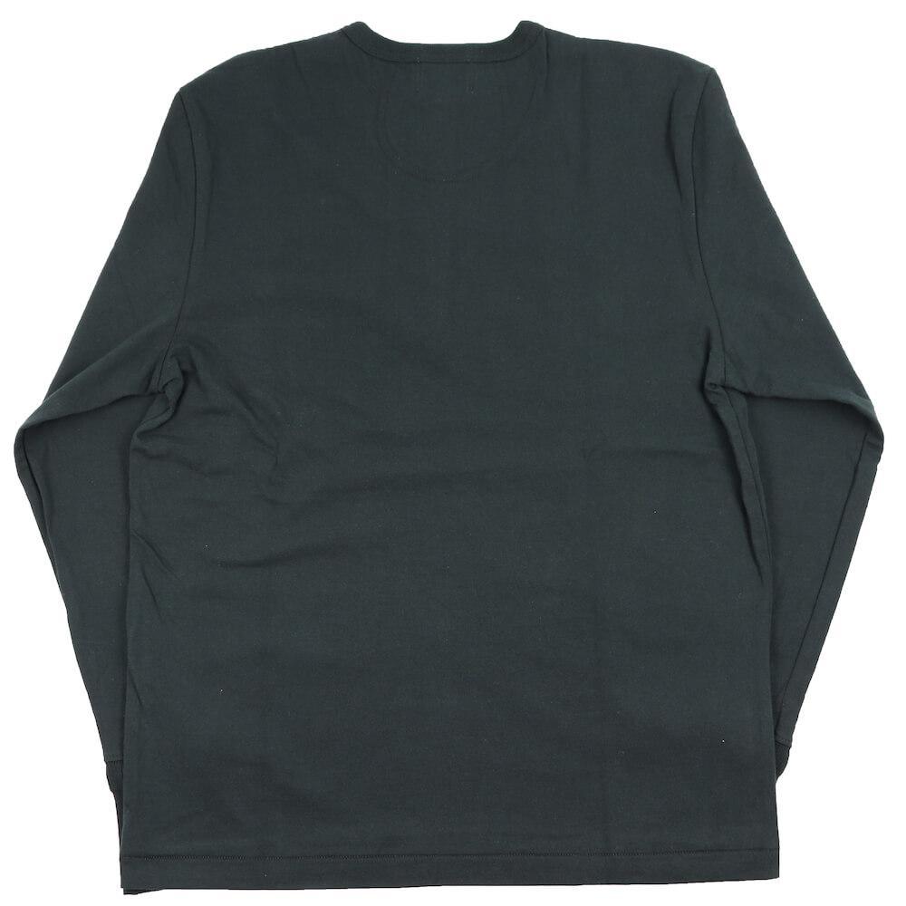 ギャングスタービル ヘンリーネック ポケット 長袖 Tシャツ ロンT メンズ GANGSTERVILLE G.DILLINGER - L/S T-SHIRTS GLADHAND グラッドハンド WEIRDO ウィアード OLD CROW オールドクロウ