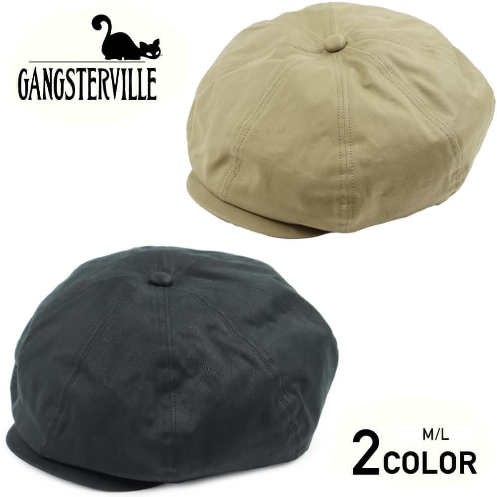 ギャングスタービル キャスケット メンズ GANGSTERVILLE G.DILLINGER - CASQUETTE GLADHAND グラッドハンド WEIRDO ウィアード OLD CROW オールドクロウ