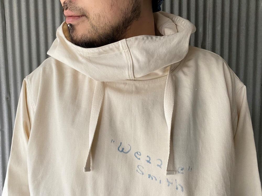 ノースノーネーム サルベージパーカー プリント無し 無地 (ホワイト) メンズ NORTH NO NAME SALVAGE PARKA (WHITE)