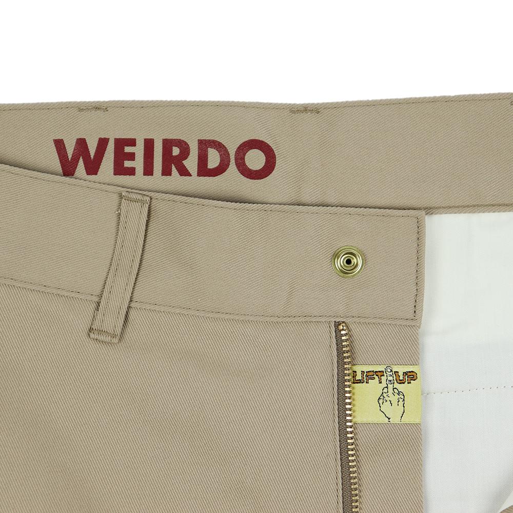 WEIRDO W & L UP - SHORTS