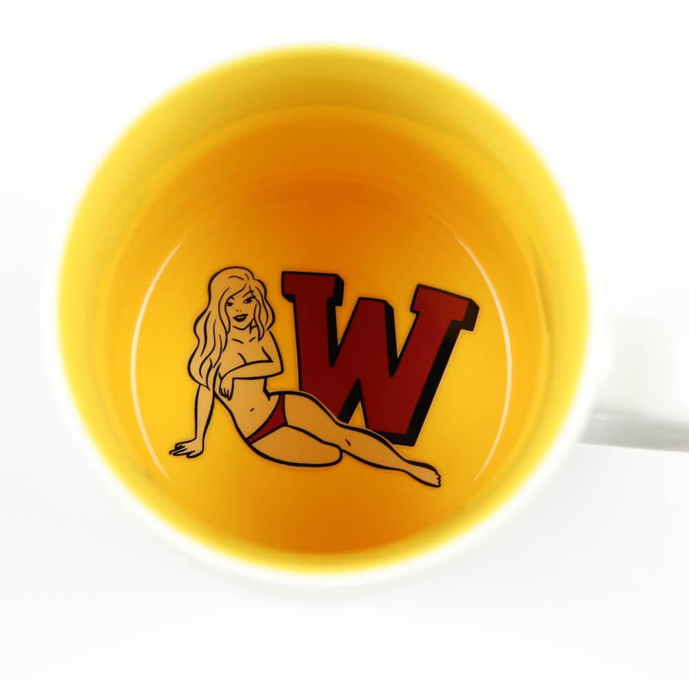 ウィアード マグカップ コップ WEIRDO CLASSIC RAT - CUPS GLADHAND グラッドハンド GANGSTERVILLE ギャングスタービル OLD CROW オールドクロウ