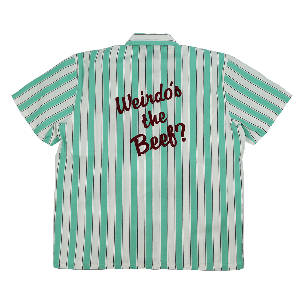 セール 40% OFF SALE WEIRDO WINDY'S - S/S SHIRTS