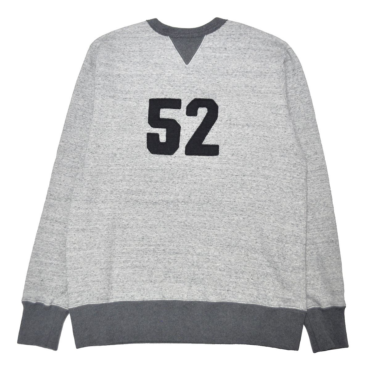 OLD CROW MOTORCYCLE - SWEAT (GRAY)