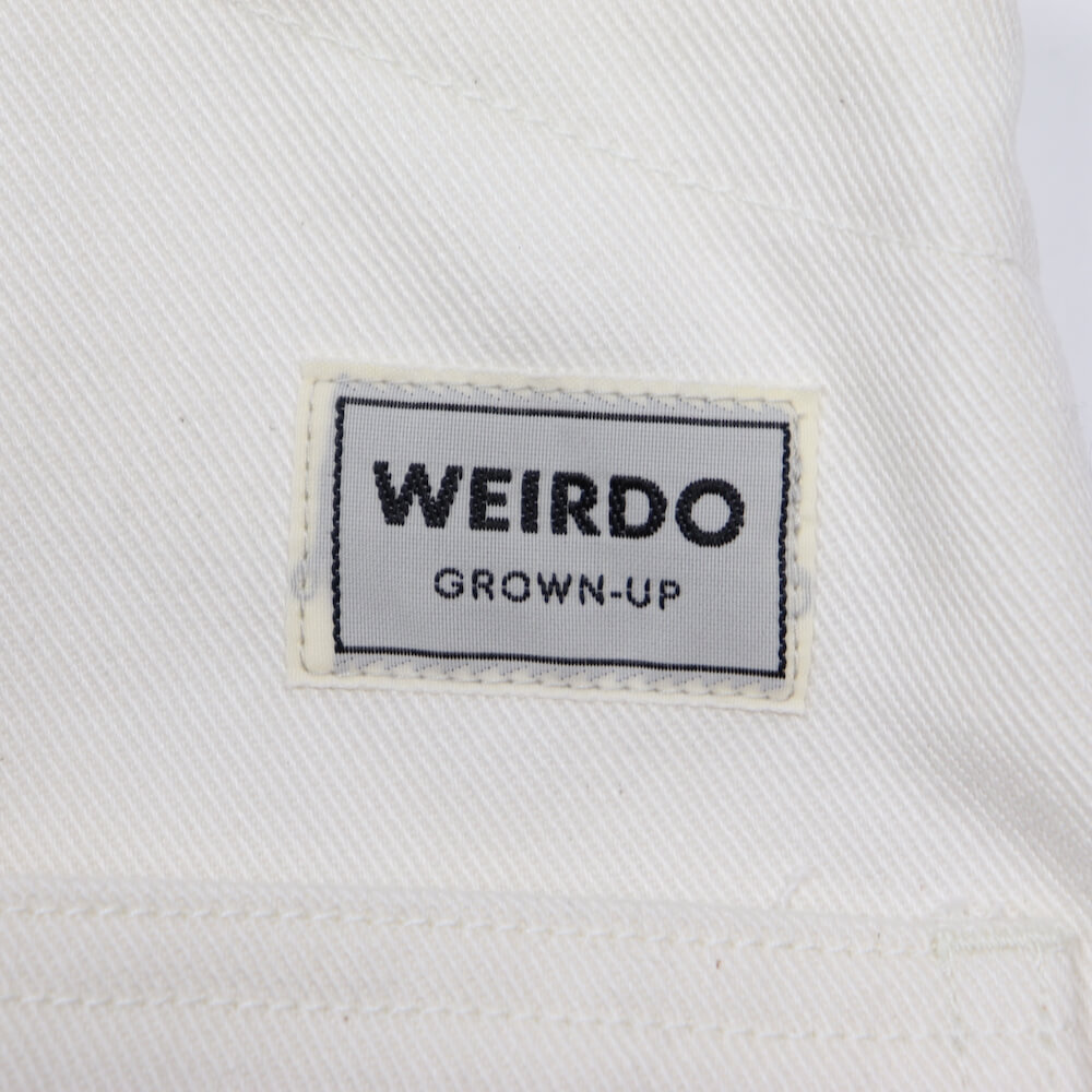 ウィアード リフトアップ オーバーオール メンズ WEIRDO × LIFT UP  W & L UP - OVERALL GLADHAND グラッドハンド GANGSTERVILLE ギャングスタービル OLD CROW オールドクロウ