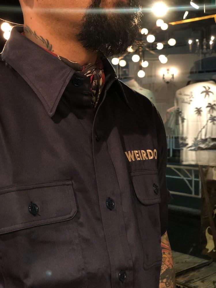 セール 40% OFF SALE WEIRDO HY GEAR - S/S SHIRTS