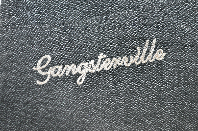 GANGSTERVILLE JACKPOT - SHORTS (BLACK)