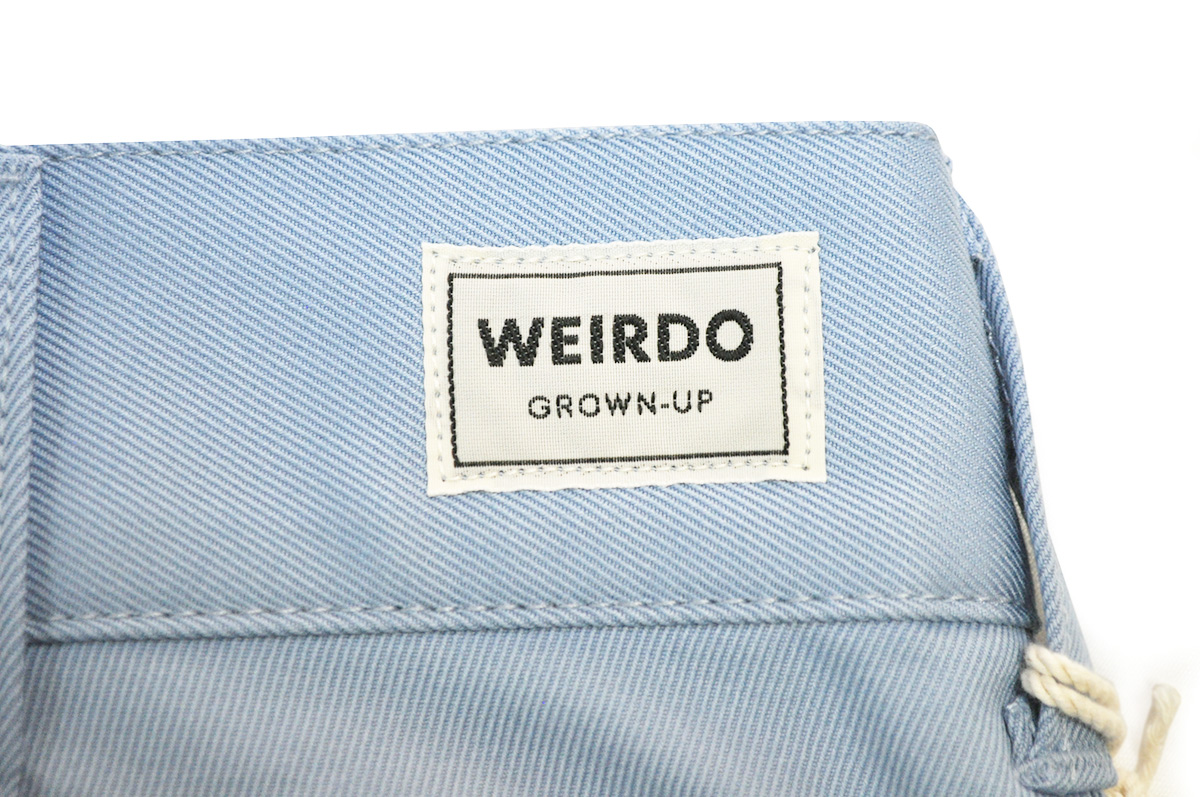 WEIRDO W & L UP - SHORTS (SAX)