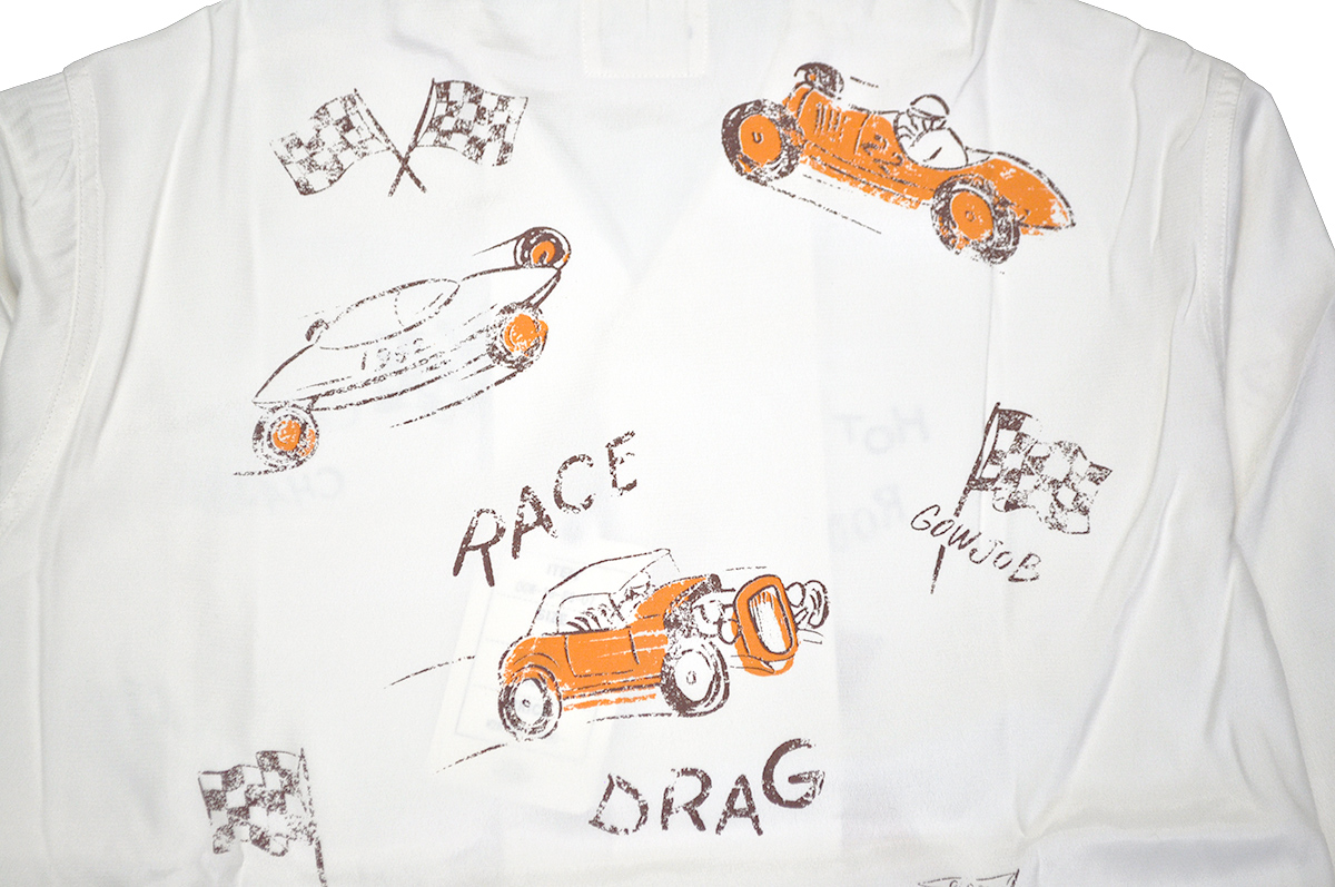 OLD CROW SPEED RACE - L/S SHIRTS