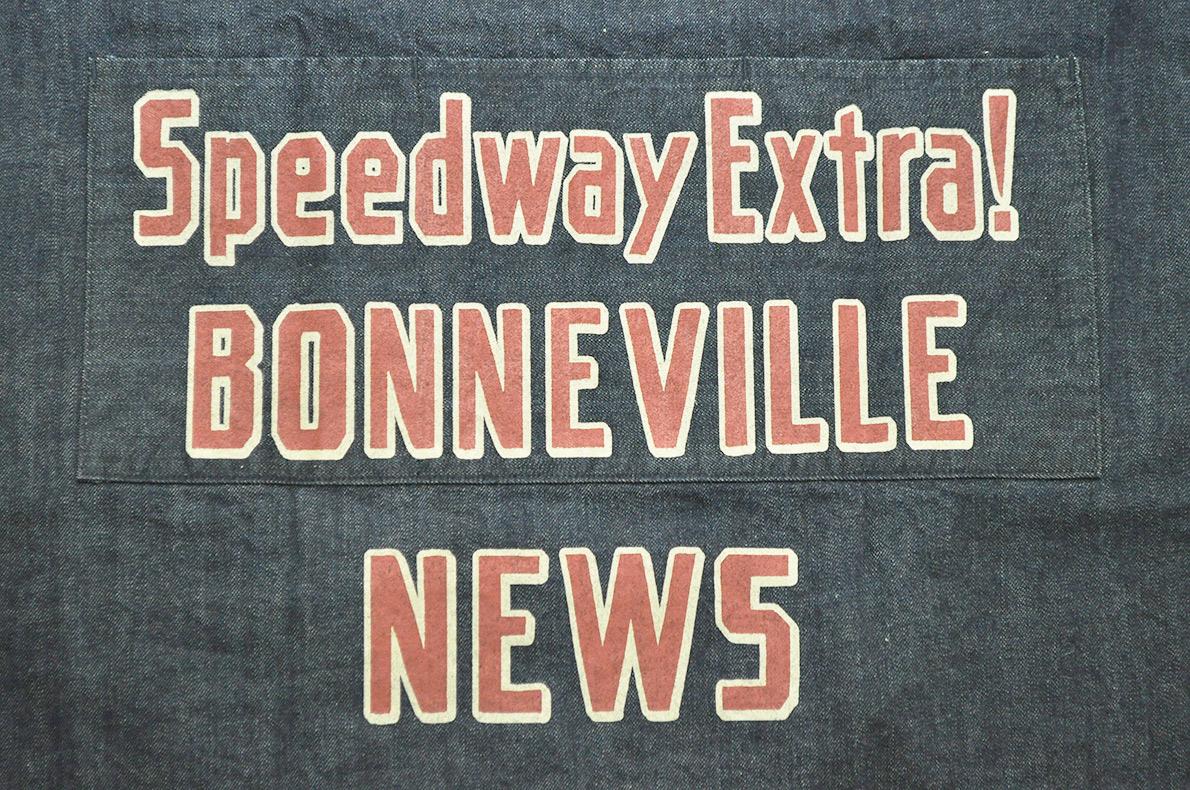 OLD CROW  BONNEVILLE - APRON