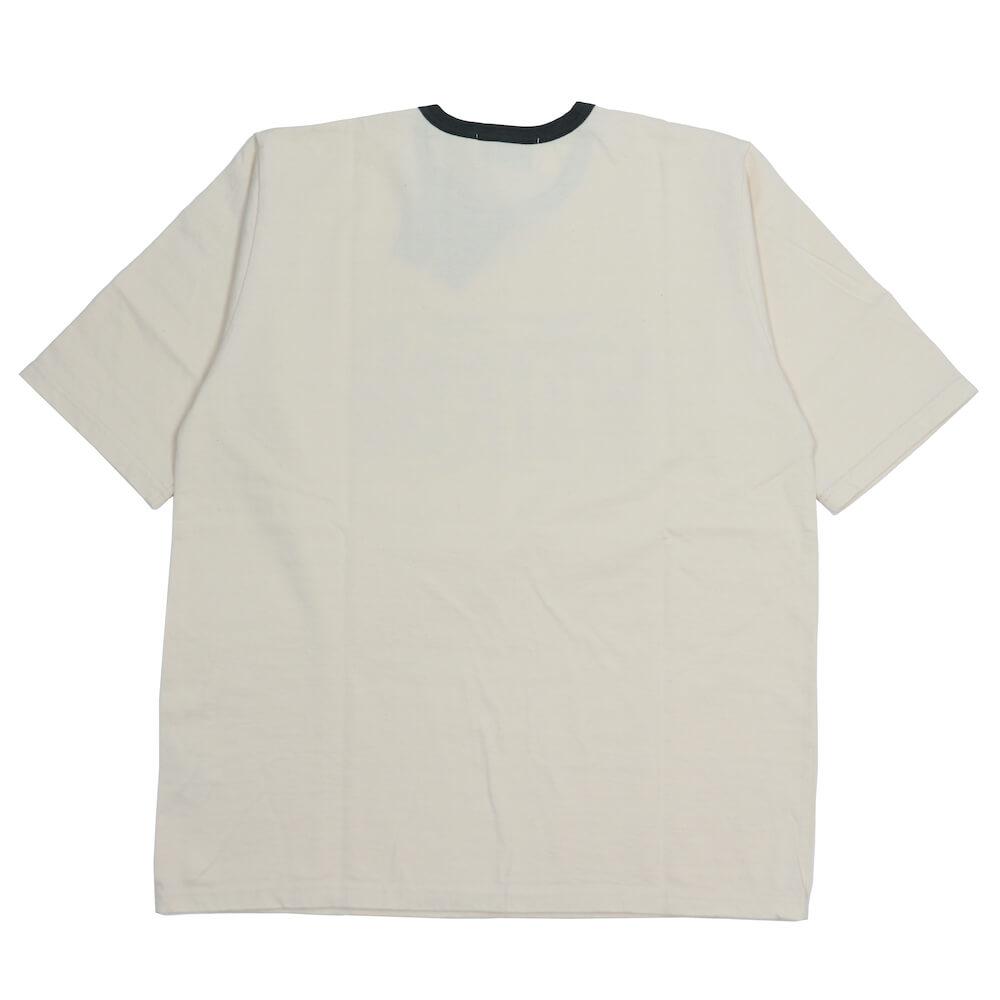 ウィアード ハーフスリーブ リンガー Tシャツ 五部袖 メンズ WEIRDO PORN WEIRDO - H/S RINGER T-SHIRTS GLADHAND グラッドハンド GANGSTERVILLE ギャングスタービル OLD CROW オールドクロウ