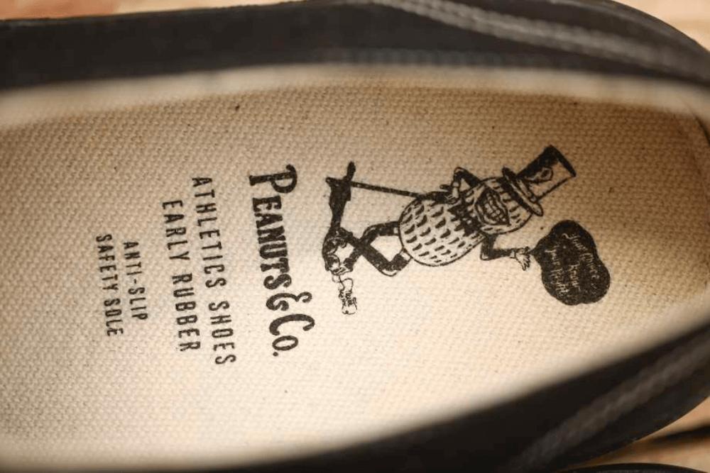 ピーナッツカンパニー ピーナッツアンドコー デッキシューズ スニーカー PEANUTS & CO. PーDECK SHOES