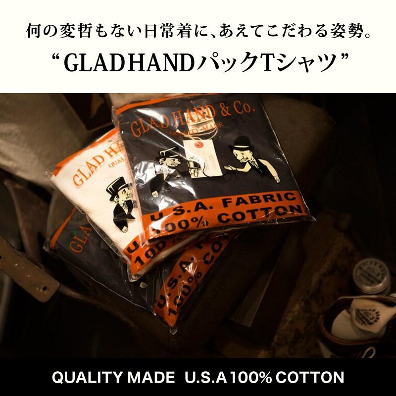 GLAD HAND-05 STANDARD TANK-TOP (2枚セット)