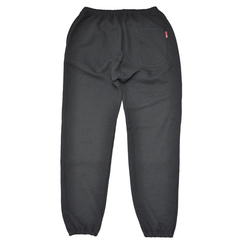 WEIRDO PLANET - PANTS (BLACK)