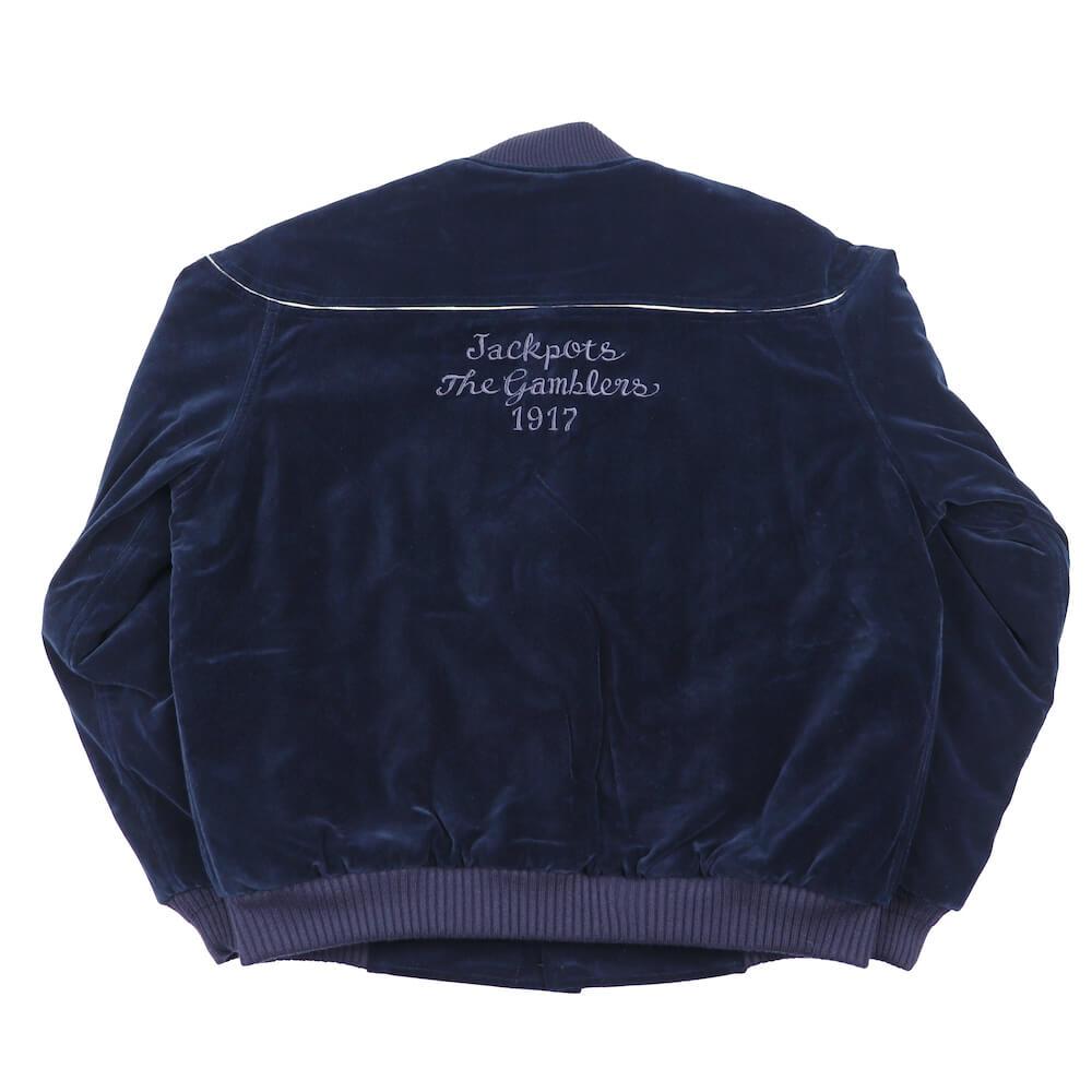 ギャングスタービル ダービージャケット メンズ GANGSTERVILLE MAN'S RUIN - DERBY JACKET GLADHAND グラッドハンド WEIRDO ウィアード OLD CROW オールドクロウ