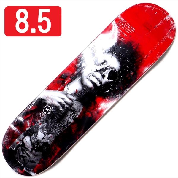 """【8.5"""" デッキ スケートボード ゼロ】Zero Jamie Thomas 27 Club 8.5"""""""