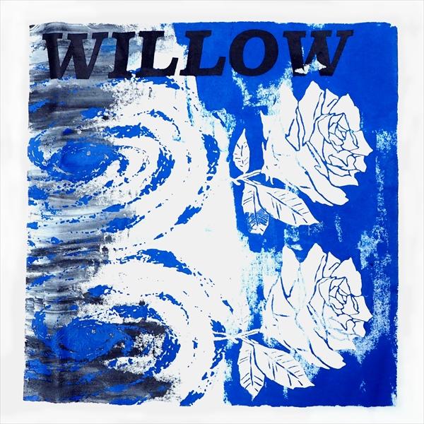 【ロングスリーブ スケートボード ウィロー】Willow L/S Tee White