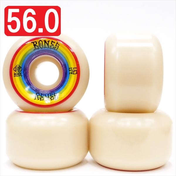 【56.0mm スケートボード ウィール ボンズ】Bones STF 99A Reyes Portal 56mm V6
