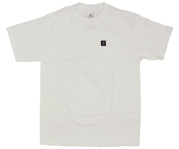 【Tee】Hardluck OG Logo Pocket Tee White