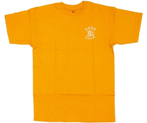 【Tee】Hardluck OG Logo Orange