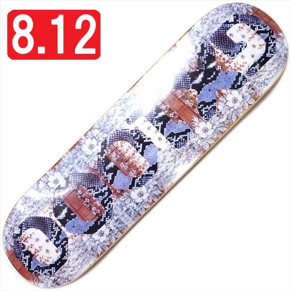 """【8.125"""" デッキ スケートボード ジーエックス1000】GX1000 OG Black & White Scales 8.125"""""""