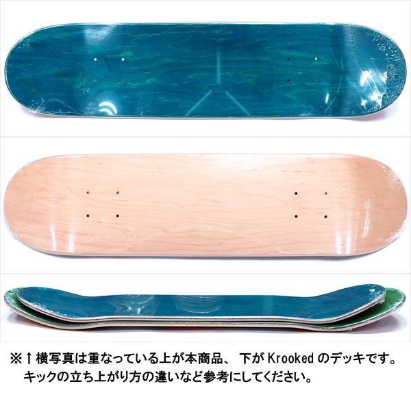 """【7.25"""" デッキ スケートボード】Blank M 7.25"""" Mini"""
