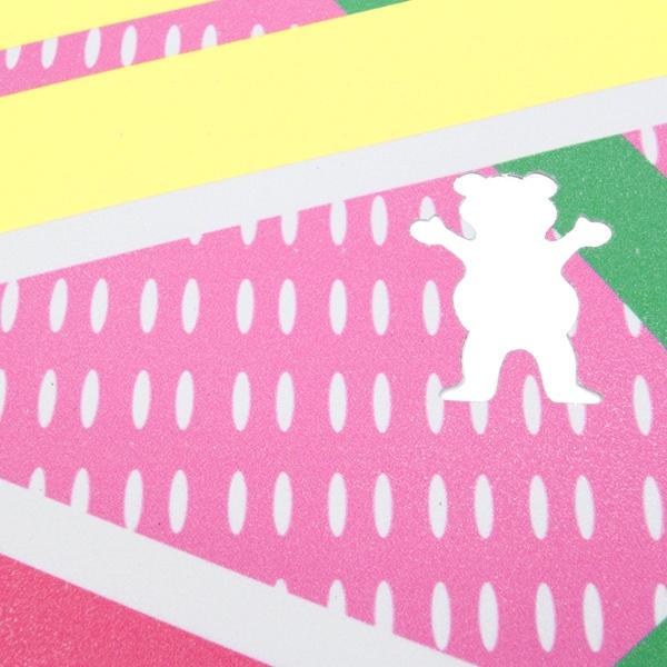 【グリップテープ スケートボード グリズリー】Grizzly Cobra Cole Hover Board