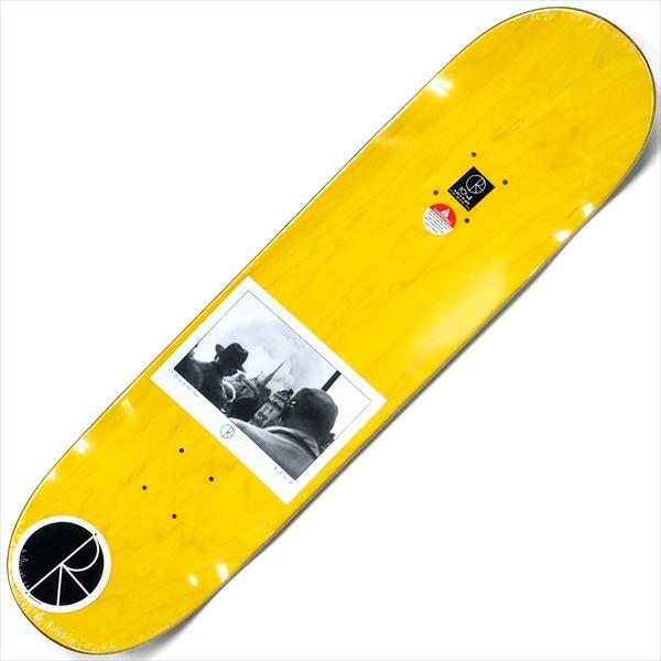 """【8.25"""" デッキ スケートボード ポーラー】Polar Paul Grund Notre Dame 8.25"""""""