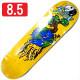 """【8.5"""" デッキ スケートボード ポーラー】Polar Shin Sanbongi Bonzai Ride 8.5"""" Yellow"""