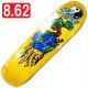"""【8.625"""" デッキ スケートボード ポーラー】Polar Shin Sanbongi Bonzai Ride P9 8.625"""" Yellow"""