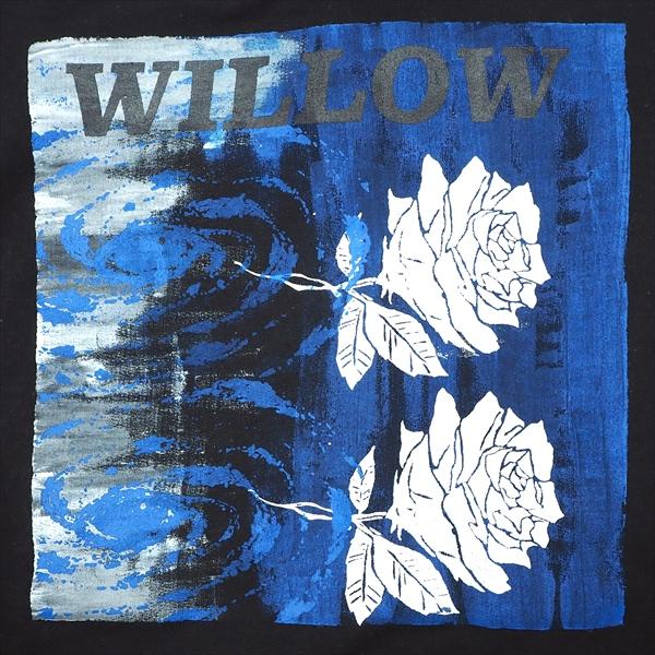 【パーカー スケートボード ウィロー】Willow Hoodie Black