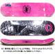 """【8.375"""" デッキ スケートボード ウィークエンド】WKND Jordan Taylor Street Shark 8.375"""" Pink"""