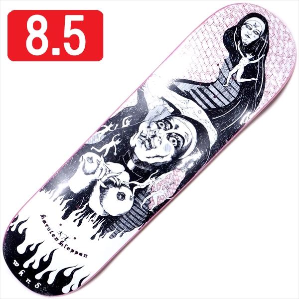 """【8.5"""" デッキ スケートボード ウィークエンド】WKND Karsten Kleppan Sister Sin 8.5"""""""