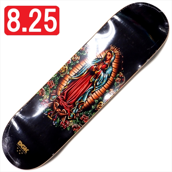 """【8.25"""" デッキ スケートボード ディージーケー】DGK Grace 8.25"""""""